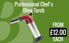 Professional Chef's Blow Torch