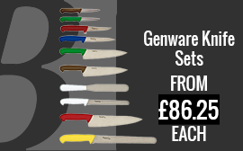 Genware Knife Sets