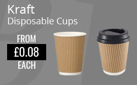 Kraft Disposable Cups