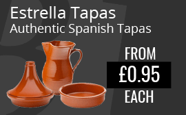 Estrella Tapas Collection