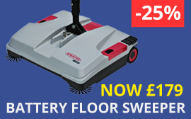 Sprintus Floor Sweeper
