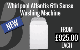 Whirlpool Atlantis Washing Machine